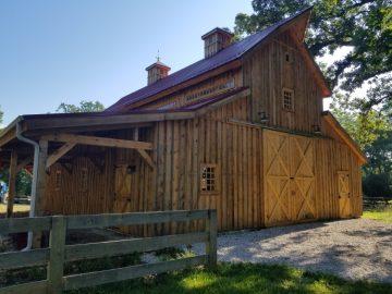 RCK Construction Barn